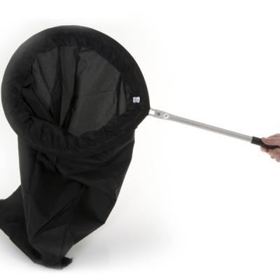 épuisette filet noir diamètre 35cm