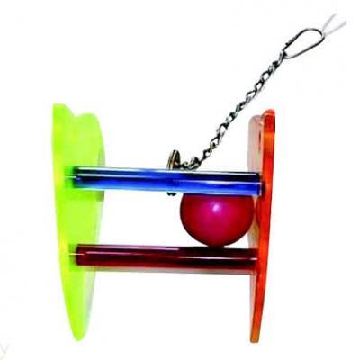 jouet perruche et perroquet