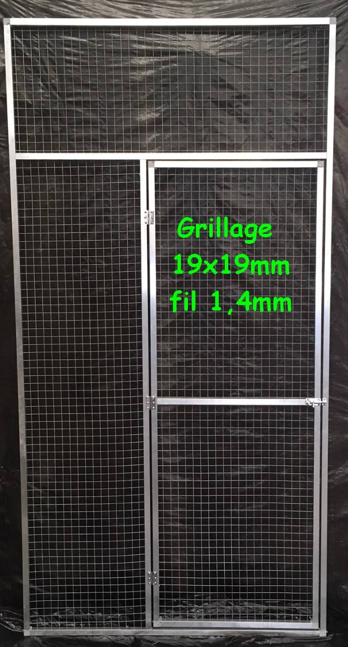 Porte simple monte 19x19 1
